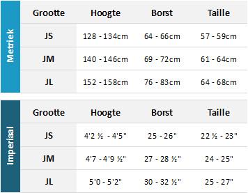 Gill Junior Wetsuits 19 Mens Matentabel