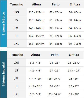 Animal Junior Wetsuits 19 Womens Gráfico do tamanho