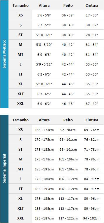 Prolimit Mens Wetsuits 19 Mens Gráfico do tamanho
