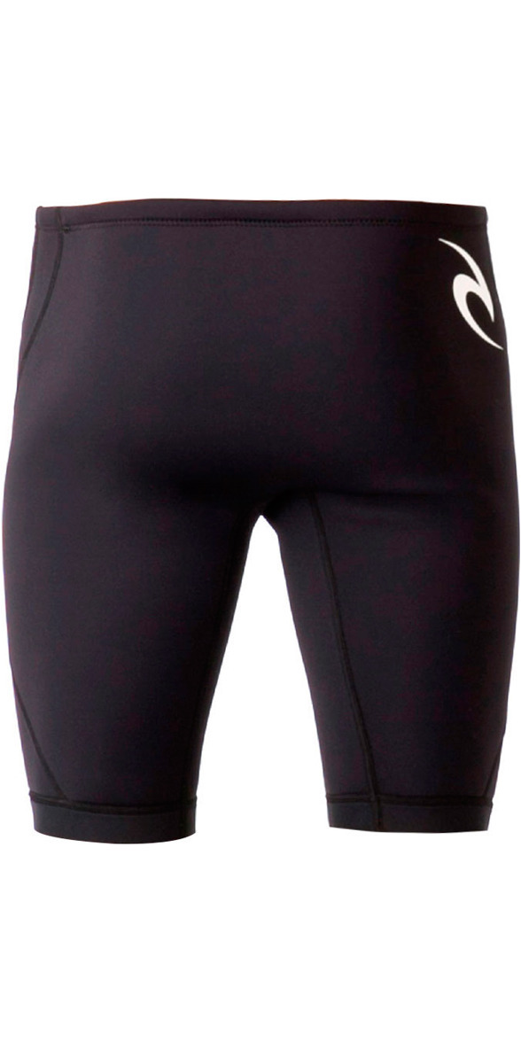 2019 Rip Curl Junior 1mm Dawn Patrol Neopren Shorts Svart Wsh5eb